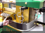 ACCU-BEND CHANNEL LETTER MACHINE IN ACTION